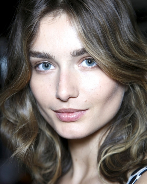 Picture Of beauty trend report makeup trends from ss 2014 new your fashion week  5