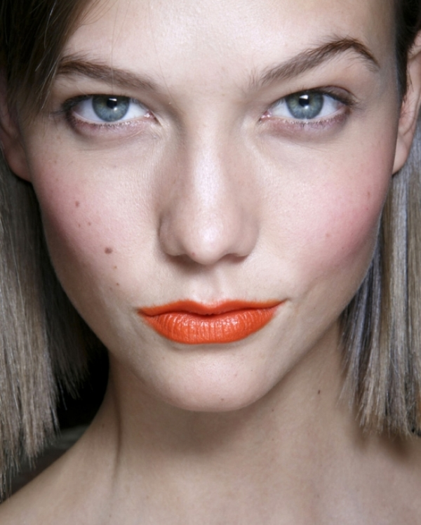 Picture Of beauty trend report makeup trends from ss 2014 new your fashion week  6