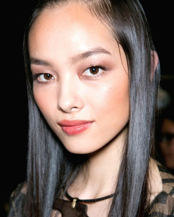 Picture Of beauty trend report makeup trends from ss 2014 new your fashion week  7