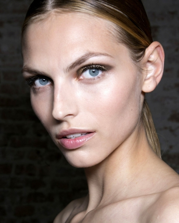 Picture Of beauty trend report makeup trends from ss 2014 new your fashion week  9