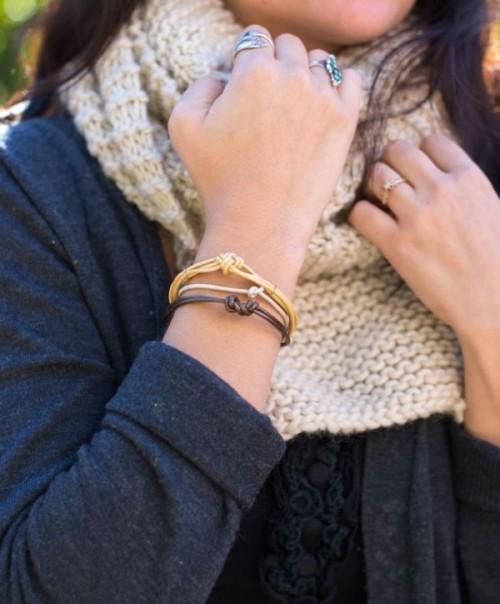 Picture Of best diy bracelet january 2014