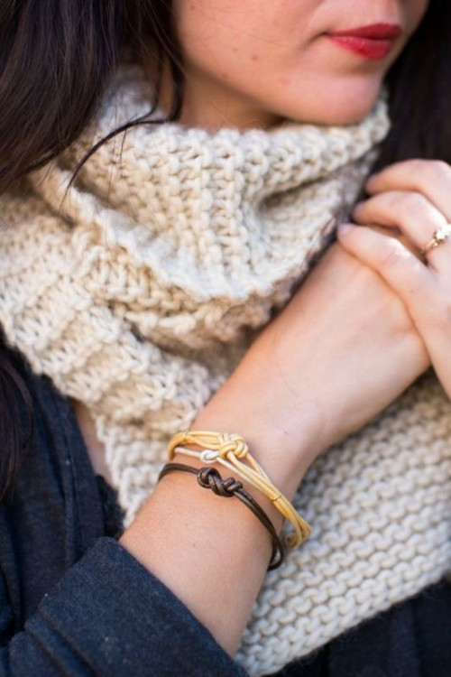 5 The Best DIY Accessories To Wear Of 2014