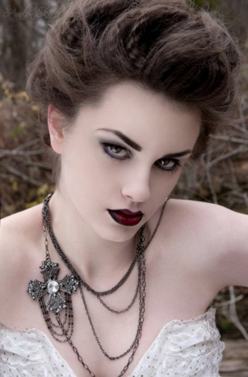 Picture Of best halloween hairstyle september 2014