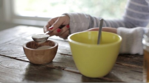 Beyond Simple And Effective DIY Green Tea Face Scrub