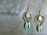 boho-chic-diy-stone-and-brass-dreamcatcher-earrings-1