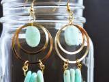 boho-chic-diy-stone-and-brass-dreamcatcher-earrings-2