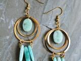 boho-chic-diy-stone-and-brass-dreamcatcher-earrings-3