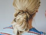 casual-diy-double-dutch-braid-bun-hairstyle-2