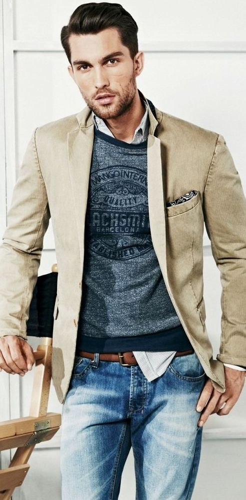 Picture Of casual friday men outfits to try  15