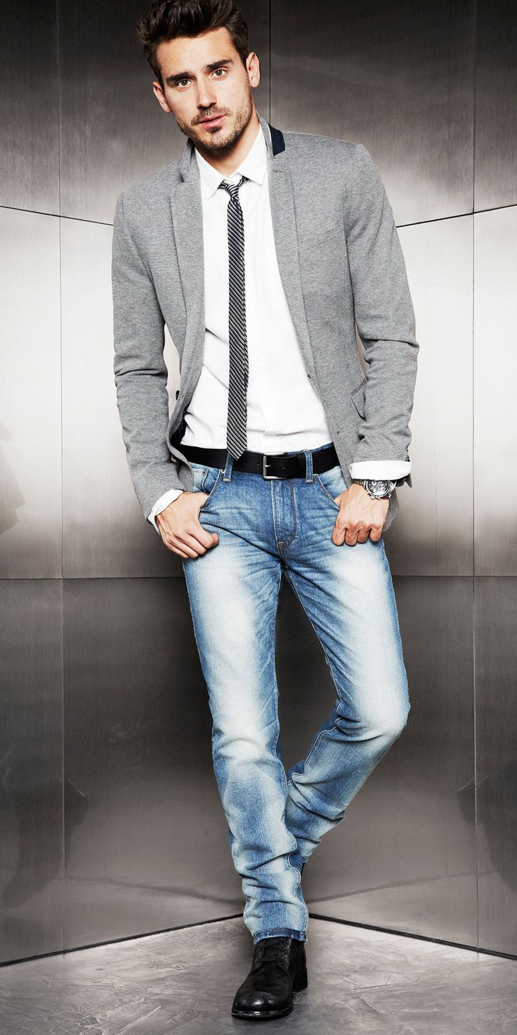 Picture Of casual friday men outfits to try  25
