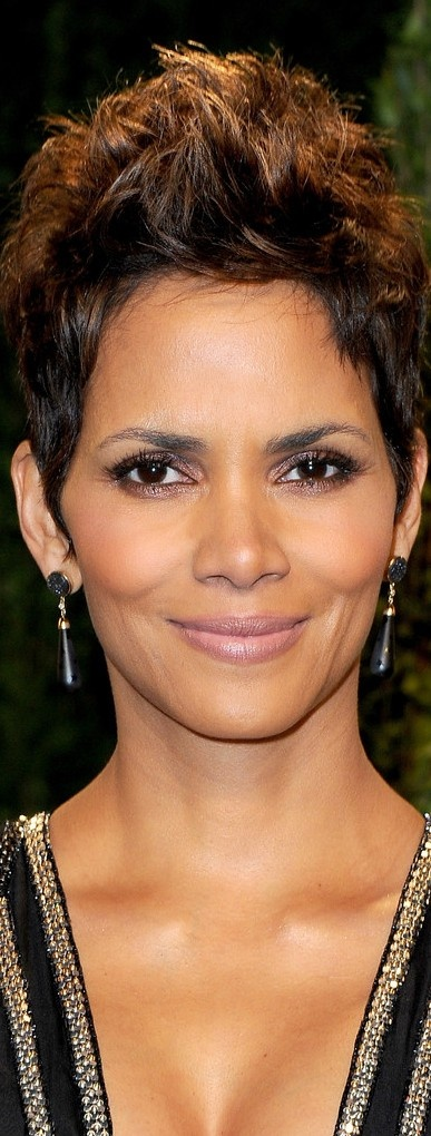 Picture Of celebrities brown hair ideas that you gonna love  14