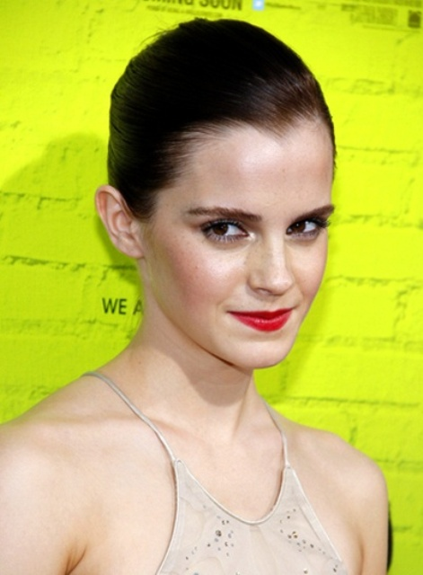 Picture Of celebrities brown hair ideas that you gonna love  17