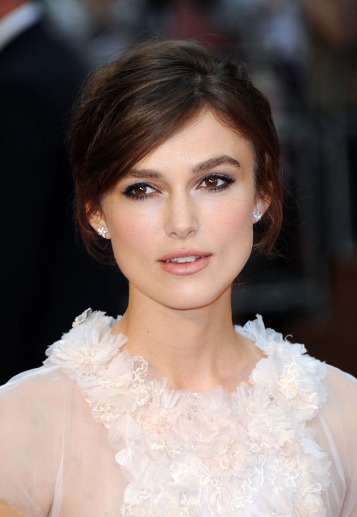 Picture Of celebrities brown hair ideas that you gonna love  21