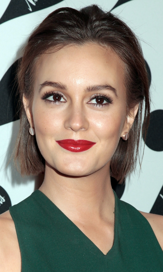 Picture Of celebrities brown hair ideas that you gonna love  28