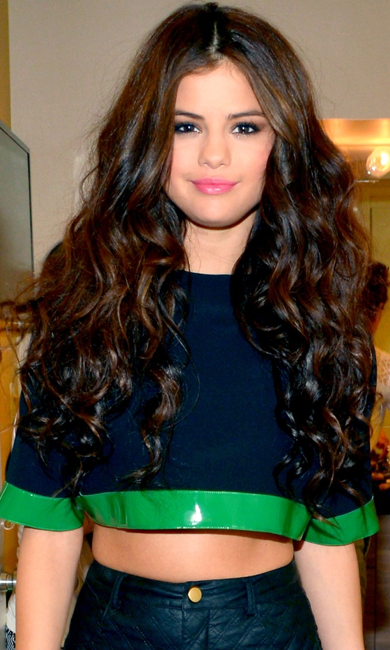 Picture Of celebrities brown hair ideas that you gonna love  9