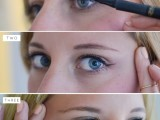 charming-diy-cat-eye-makeup-with-a-liquid-liner-2