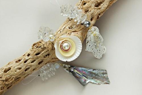 Charming DIY Mermaid Trinket Dangles