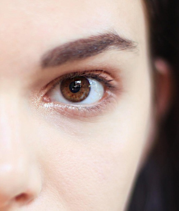 Picture Of charming diy monochromatic makeup for fall  2