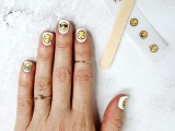 cheeky-and-fun-diy-emoji-nail-art-to-try-1