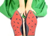 cheerful-and-bold-diy-watermelon-shoes-6