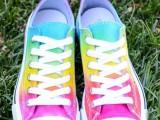 cheerful-diy-rainbow-tie-dye-shoes-2