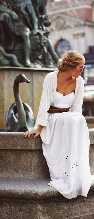 Picture Of chic all white summer looks  10