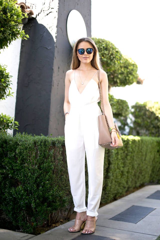 Picture Of chic all white summer looks  11