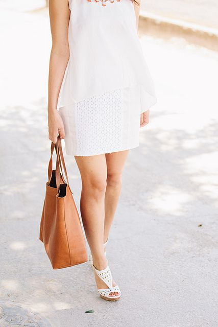 Picture Of chic all white summer looks  13