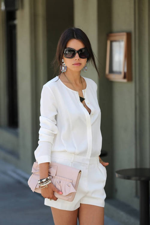 Picture Of chic all white summer looks  16