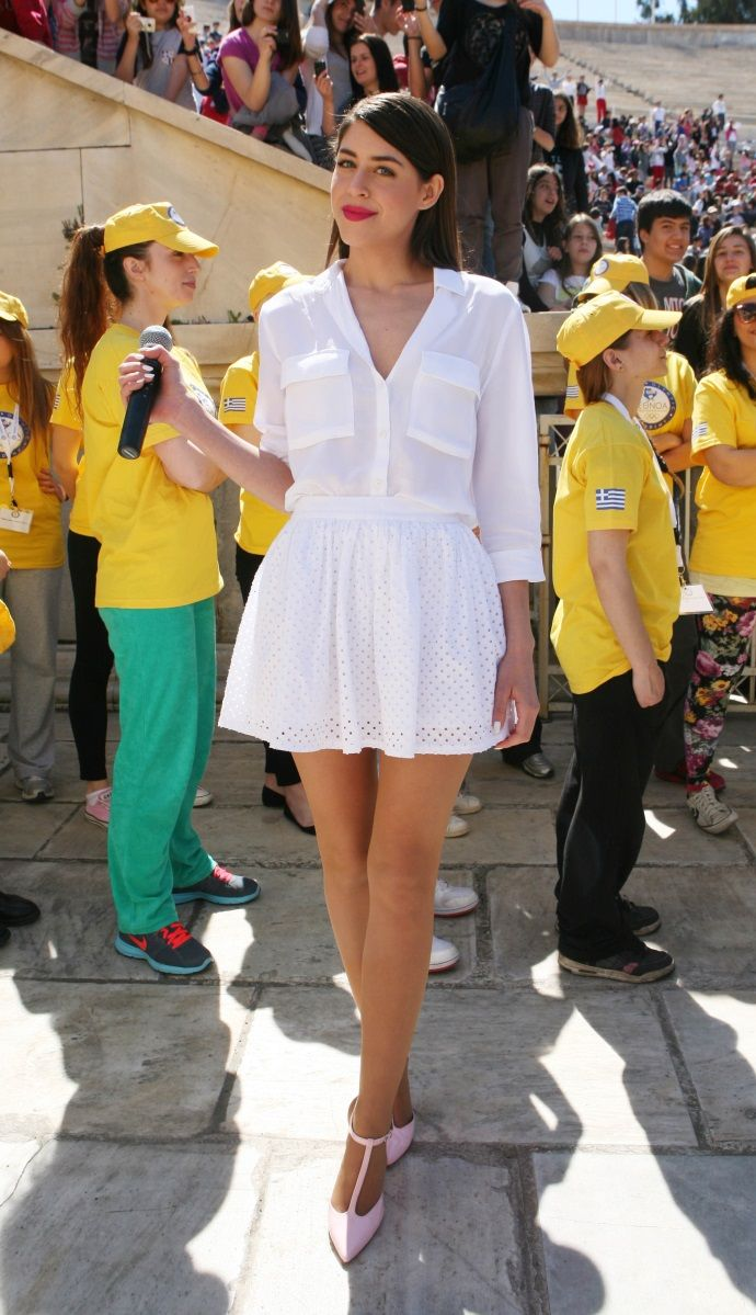 Picture Of chic all white summer looks  2