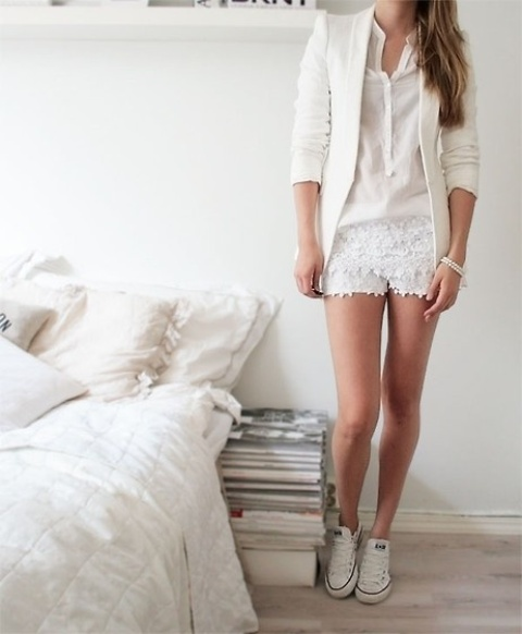 Picture Of chic all white summer looks  20