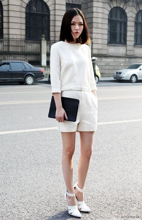 Picture Of chic all white summer looks  21