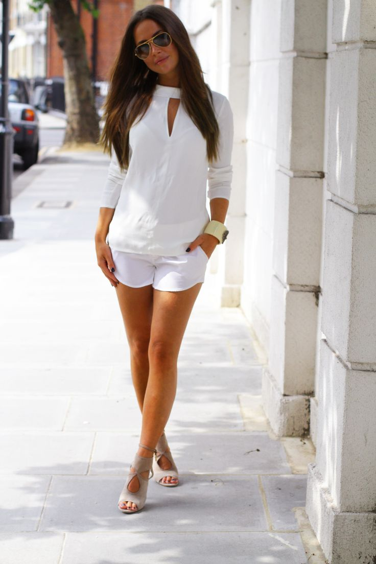 Picture Of chic all white summer looks  3