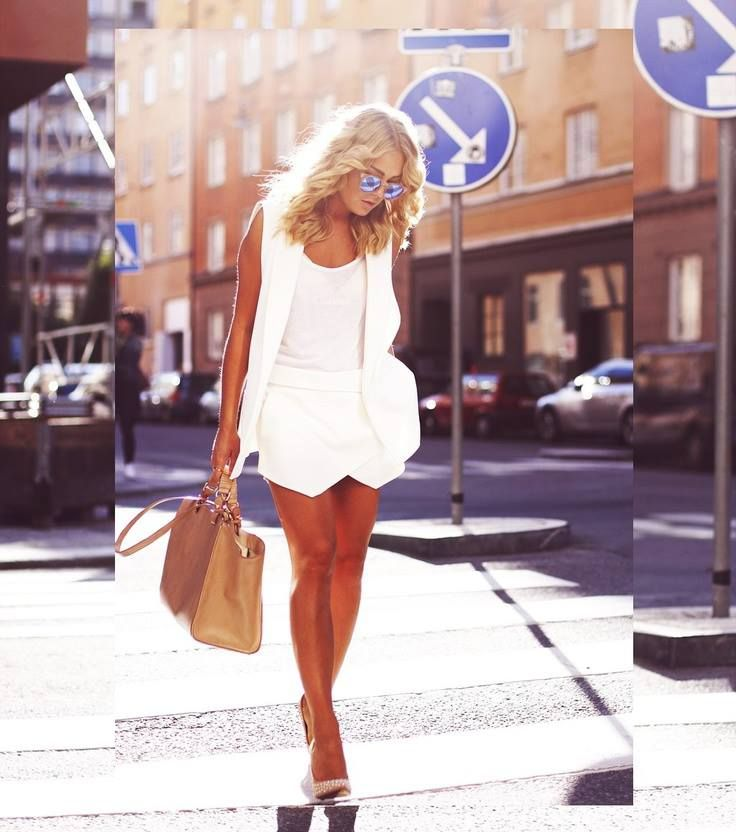 Picture Of chic all white summer looks  5