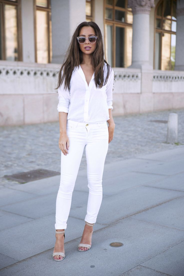 Picture Of chic all white summer looks  6