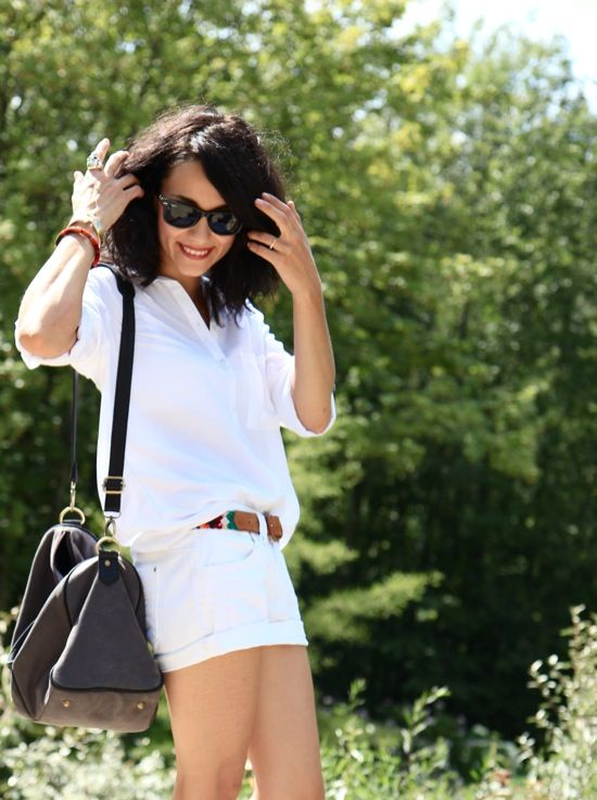 Picture Of chic all white summer looks  7