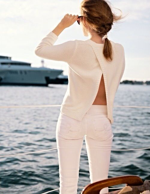 Picture Of chic all white summer looks  9