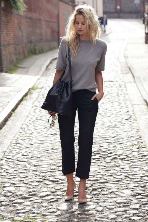 28 Chic And Stylish Fall Work Looks For Ladies Styleoholic