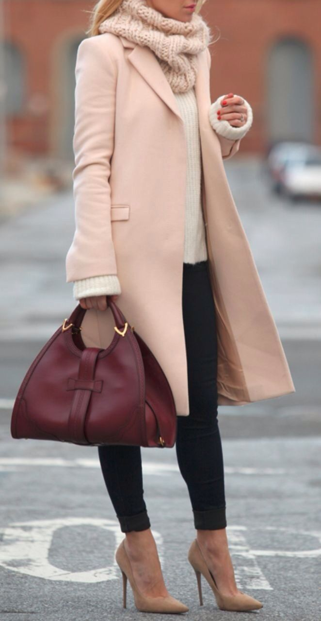 Picture Of chic and stylish fall 2015 work looks for ladies  8