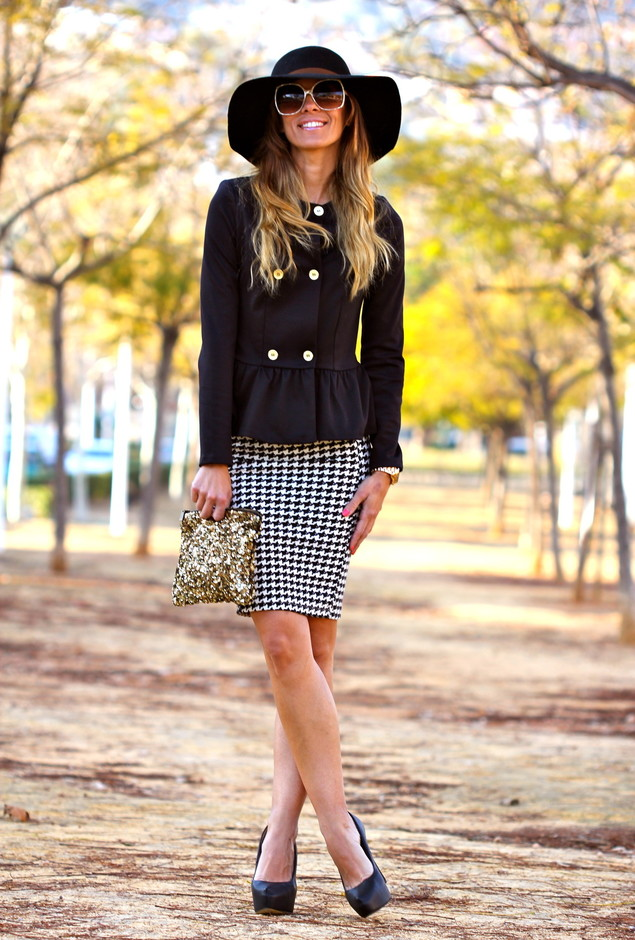 Picture Of chic and stylish fall 2015 work looks for ladies  9