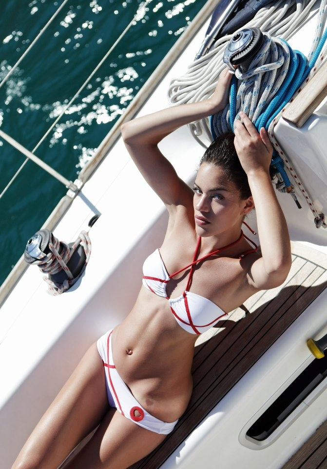 Picture Of chic and timeless nautical swimsuits to rock  26