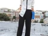 chic-black-and-white-work-outfits-for-girls-30