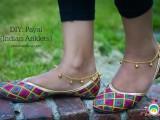 Indian anklet