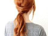 chic-diy-crisscross-ponytail-hairstyle-1