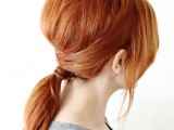 chic-diy-crisscross-ponytail-hairstyle-2