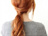 chic-diy-crisscross-ponytail-hairstyle-3