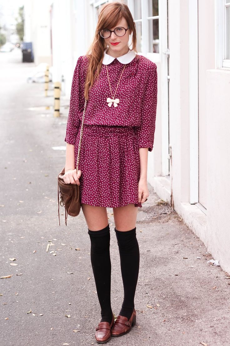 Picture Of Chic Retro Outfit Ideas That Every Girl Will Like 19