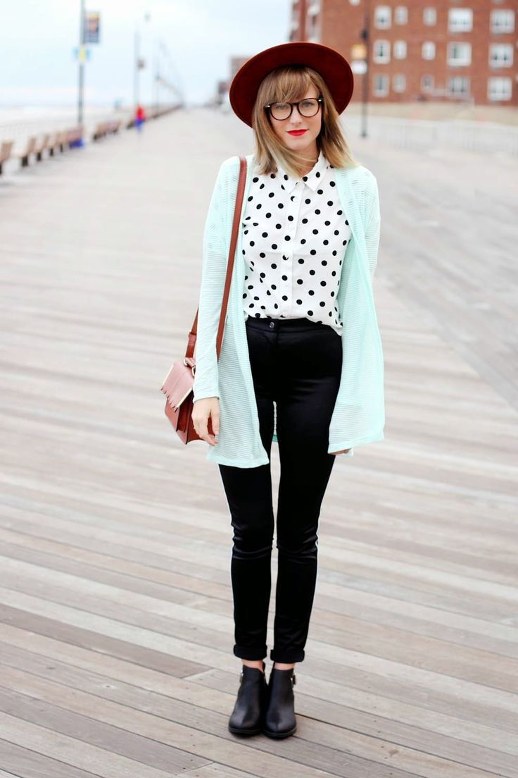 Picture Of chic retro outfit ideas that every girl will like 25