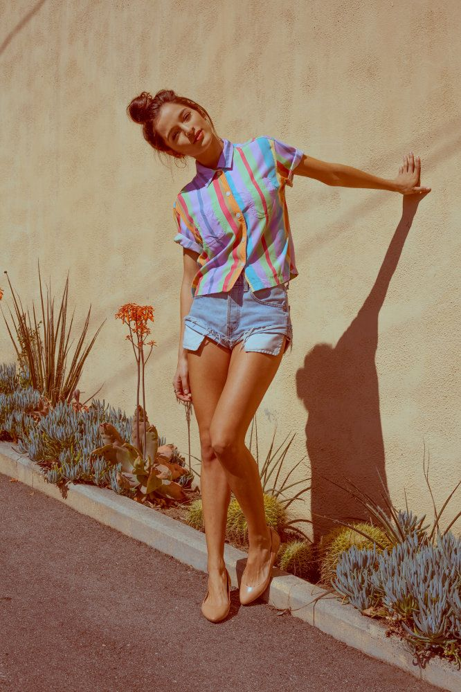 Picture Of chic retro outfit ideas that every girl will like  8