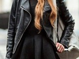 chic-ways-to-style-your-little-black-dress-14